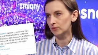 Sylwia Spurek Sylwester TVP