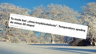 Media pogoda zima