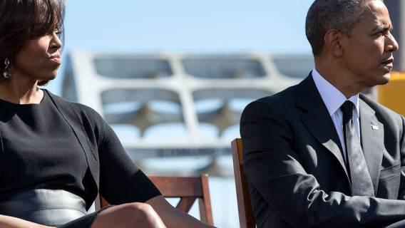 Barack Obama podjął decyzję o rozwodzie? Tabloidy obiegły krzywdzące doniesienia