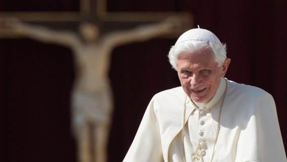 Benedykt XVI zdrowie