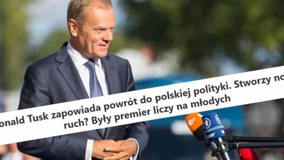 Donald Tusk Polska