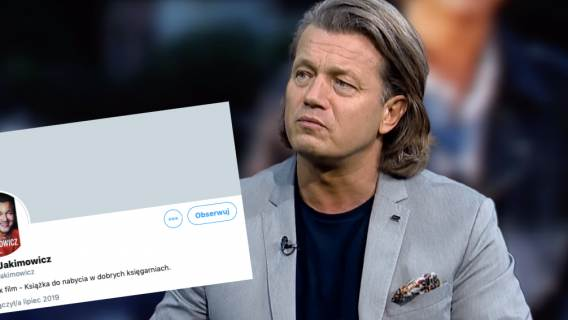 Ktoś podszywa się pod polskiego aktora. Fake konto na Twitterze zdążył zaobserwować Patryk Jaki