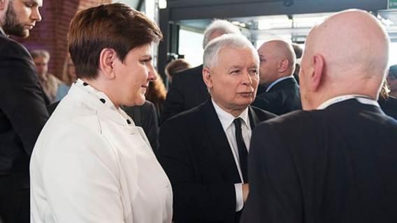 Jarosław Kaczyński Marian Banaś