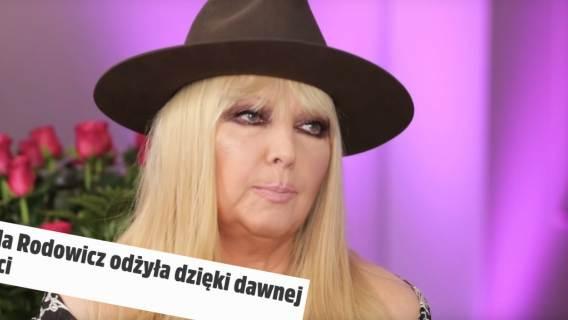 Maryla Rodowicz Daniel Olbrychski