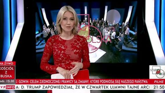 Polskie Radio Magdalena Ogórek