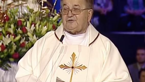 Tadeusz Rydzyk ksiądz