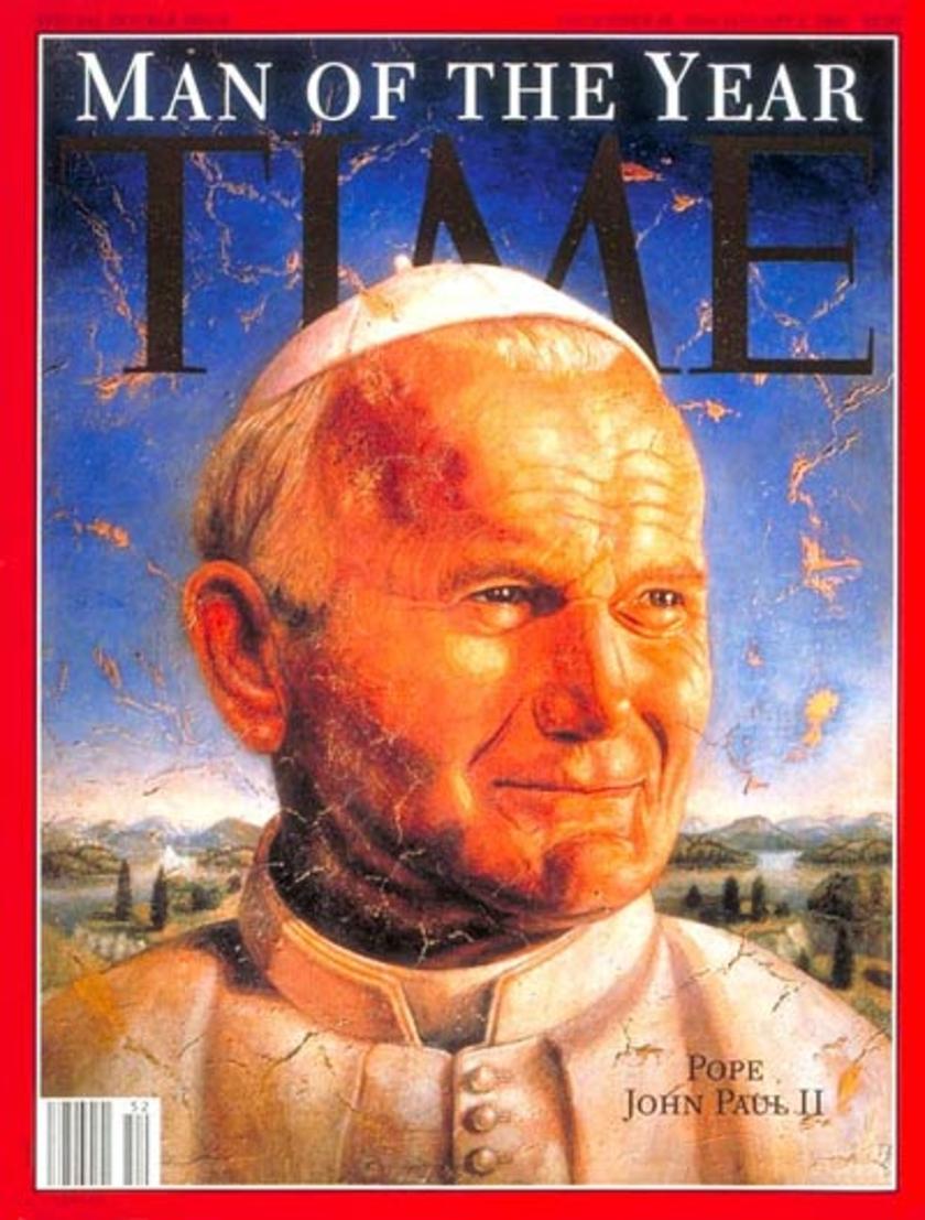 Jan Paweł II Człowiek Roku