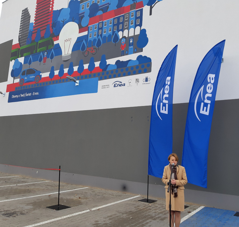 Poznań Jadwiga Emilewicz