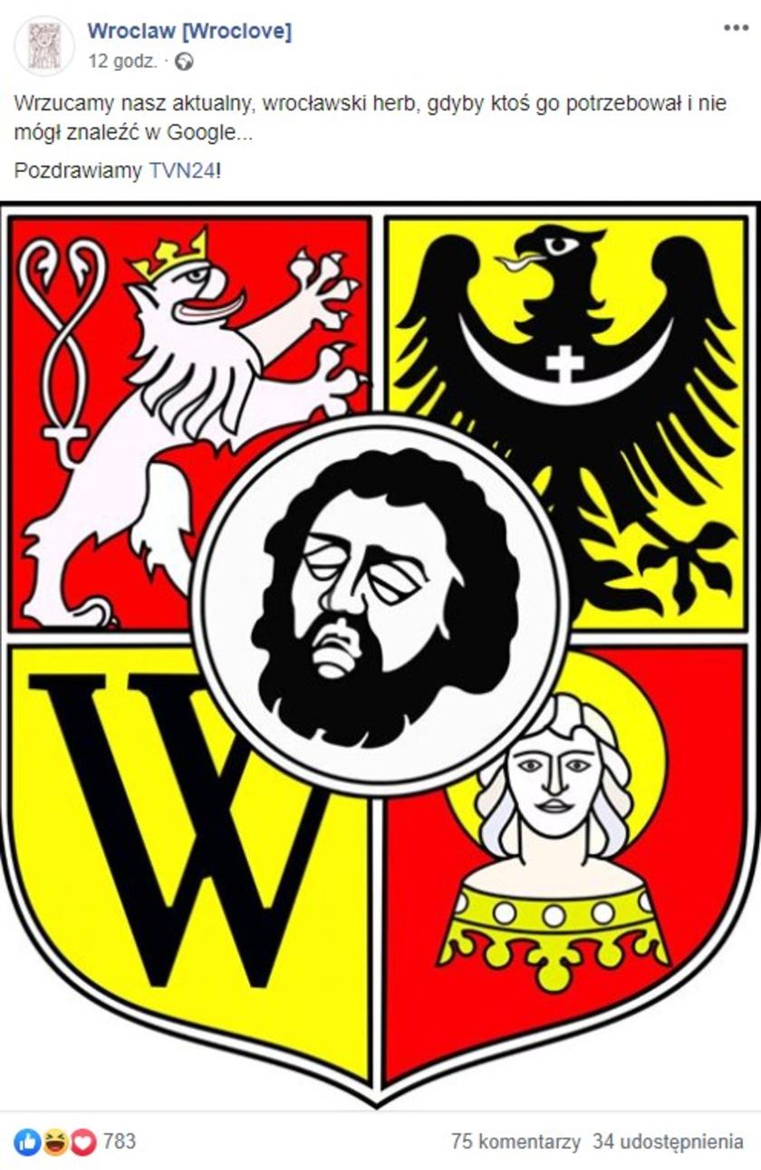 Wrocław herb