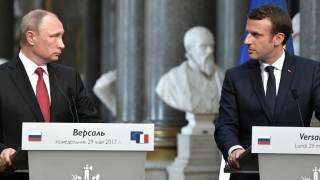 Emmanuel Macron wybory