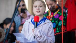 Greta Thunberg Człowiek Roku