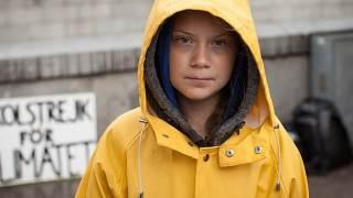 Greta Thunberg szkoła
