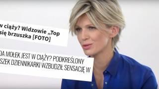 Magda Mołek ciąża