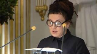 Olga Tokarczuk przemówienie