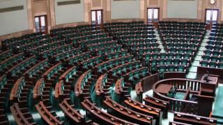 Sejm posłowie