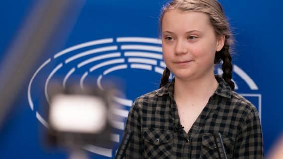 Telewizja Polska w jednym materiale zestawiła Gretę Thunberg ze Stalinem i Hitlerem. KRRiT chce wyjaśnień