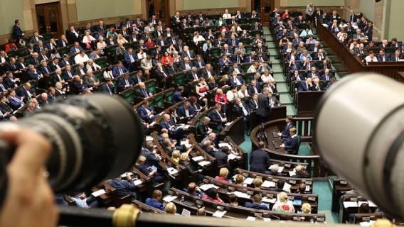 Marihuana Sejm