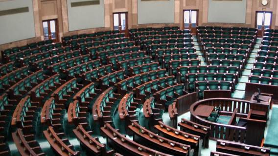 Sprawdziliśmy aktywność posłów podczas pierwszego posiedzenia Sejmu. We wszystkich głosowaniach wzięła udział nieco ponad połowa