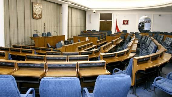 Senat ustawa