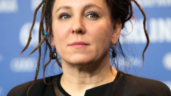 TVP Olga Tokarczuk