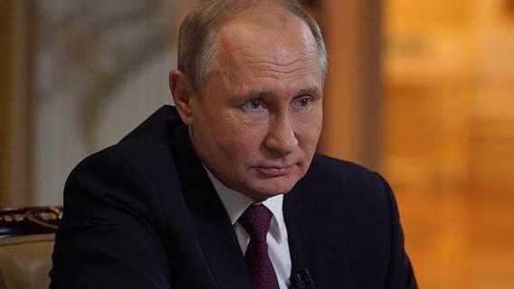 Władimir Putin II wojna światowa