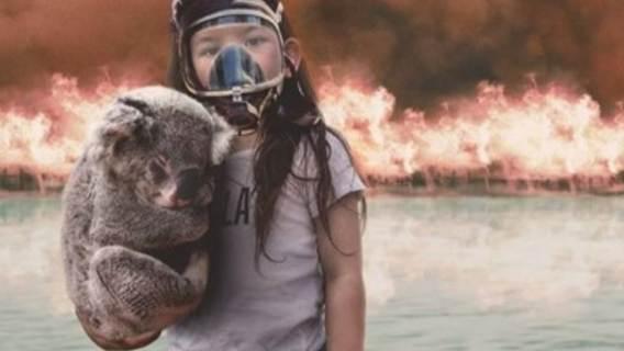 Australia pożary