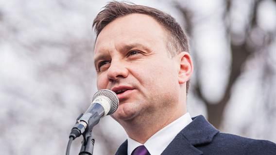 Andrzej Duda 500 plus