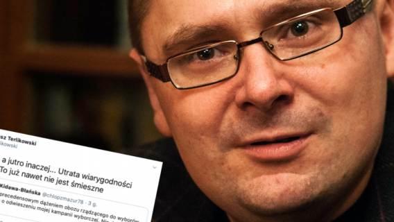 Katolicki publicysta nabrał się na fałszywkę w Prima Aprilis. Przyznał się do błędu, ale zdania nie zmienił