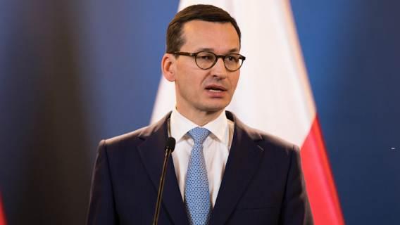 Mateusz Morawiecki fake news