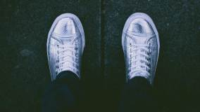 Koronawirus buty