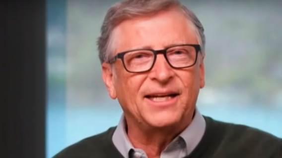 Bill Gates w telewizji CNBC