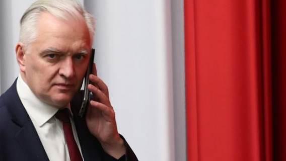 TVP rozpowszechniła fake newsa. Grabiec oskarża telewizję i Gowina