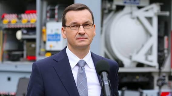 Morawiecki: Polska największym beneficjentem Funduszu Spójności
