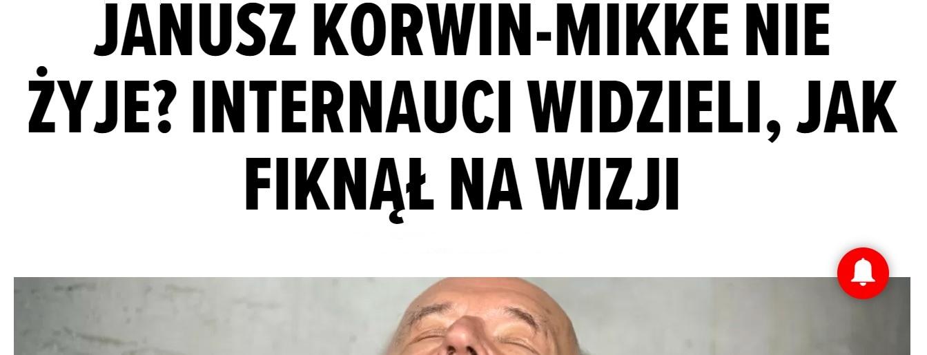 korwin - planeta.pl