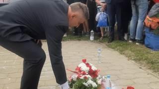 Ambasador Artur Michalski w Mińsku.