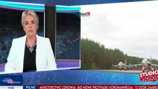 Studio Wschód TVP Info.