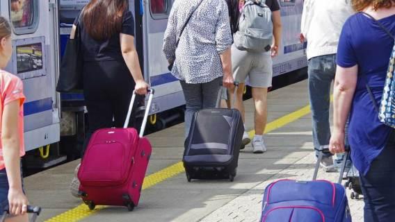 Polacy wybierają się na wakacje.
