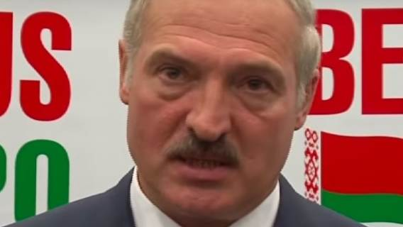 Alaksander Łukaszenka