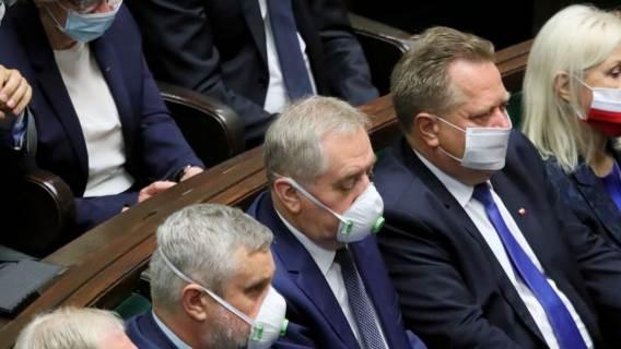 Zaprzysiężenie Prezydenta RP Andrzeja Dudy na II kadencje.
