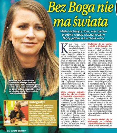 Dorota Masłowska -