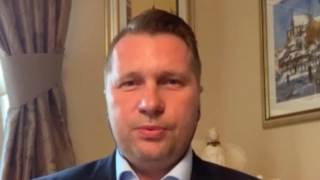 Przemysław Czarnek z PiS