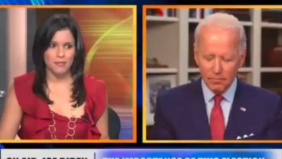 Biden zasnął na wizji? Fałszywe nagranie stało się hitem sieci