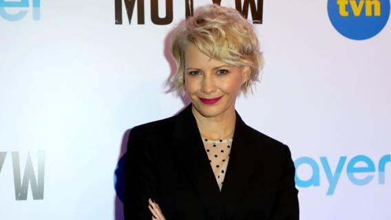 Małgorzata Kożuchowska.