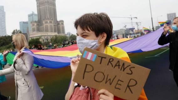 Protest LGBT.