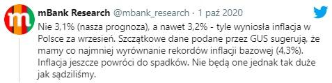 mbank - twitter