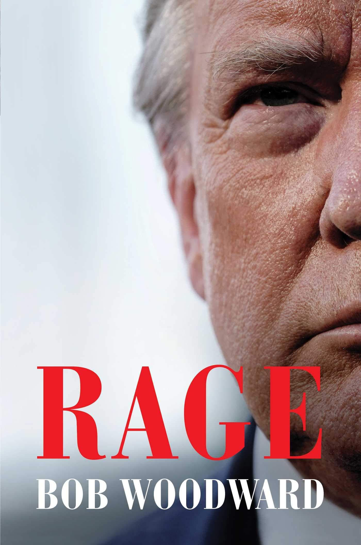 trump - rage