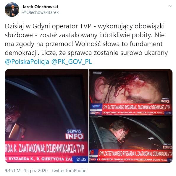 Olechowski - Twitter