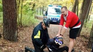 Łódź: zatrzymanie antycovidovca