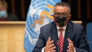 Dyrektor WHO: Tedros Adhanom Ghebreyesus