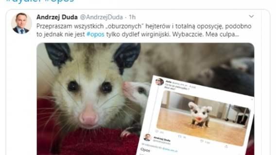 Andrzej Duda - Twitter